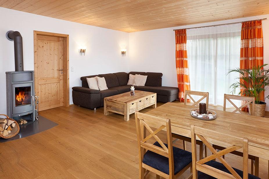 wohnung b f r 2 personen ferienhaus alex. Black Bedroom Furniture Sets. Home Design Ideas